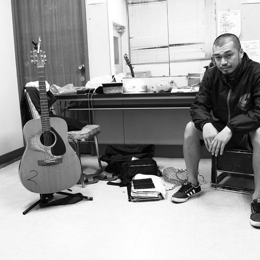 竹原ピストルによるEDテーマ収録のドラマ「バイプレイヤーズ」サントラ3月29日リリース決定!
