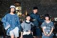 ザ・なつやすみバンド、3rdアルバム『PHANTASIA』を7月20日に発売!「森のゆくえ」先行配信スタート!