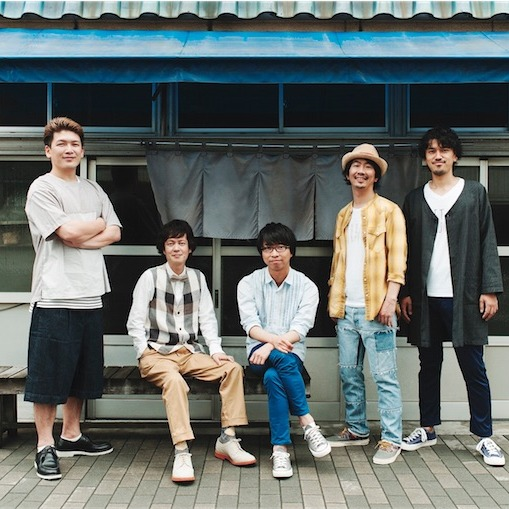 wacci、新アーティスト写真&ニューシングル「歩み」ジャケット公開!