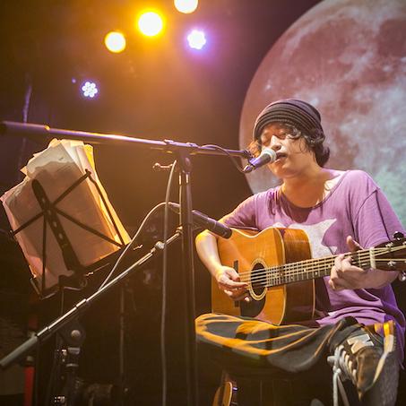 長澤知之「Nagasawa Tomoyuki Acoustic Live」ライヴレポート