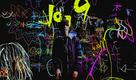 米津玄師、約1年ぶりとなるニューシングルリリース決定!3D空間に描くリアルタイムペイントが舞う映像も到着!