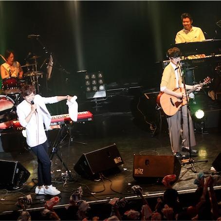 The Super Ball、メジャーデビュー後初のワンマンライブを満員の赤坂BLITZで開催!