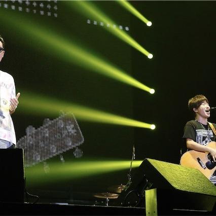 コブクロ、全国ツアーが札幌からスタート!「TIMELESS WORLD」から次々に収録曲を初披露!