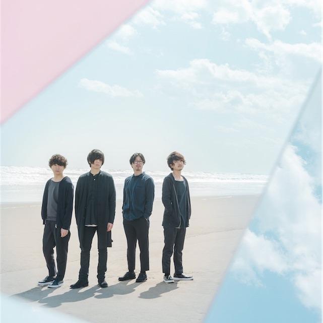 androp、ニューシングル「Prism」CDジャケット、新ビジュアルを公開!