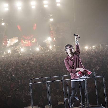 高橋優、初の横浜アリーナ公演の模様を5月7日WOWOW独占放送!