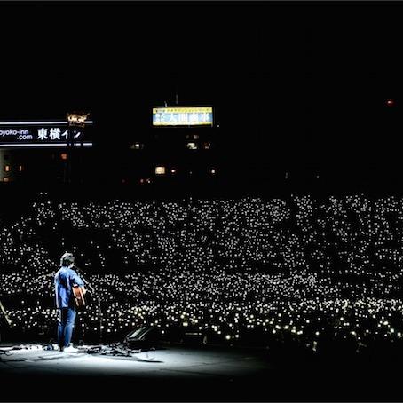 秦 基博、デビュー10周年を記念した初の「横浜スタジアム」でのワンマンライブ大成功!
