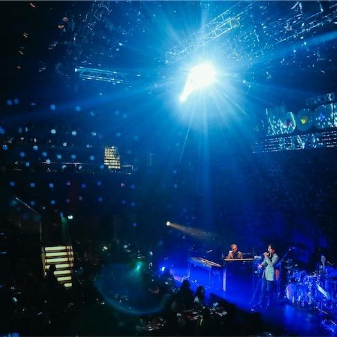 Skoop On Somebody、ビルボード大阪・東京にて大人なライブを開催!