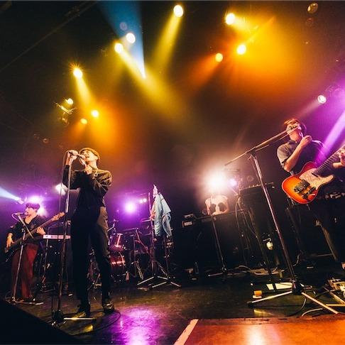 LILI LIMIT「ANAGRAM」渋谷club asiaライブレポート