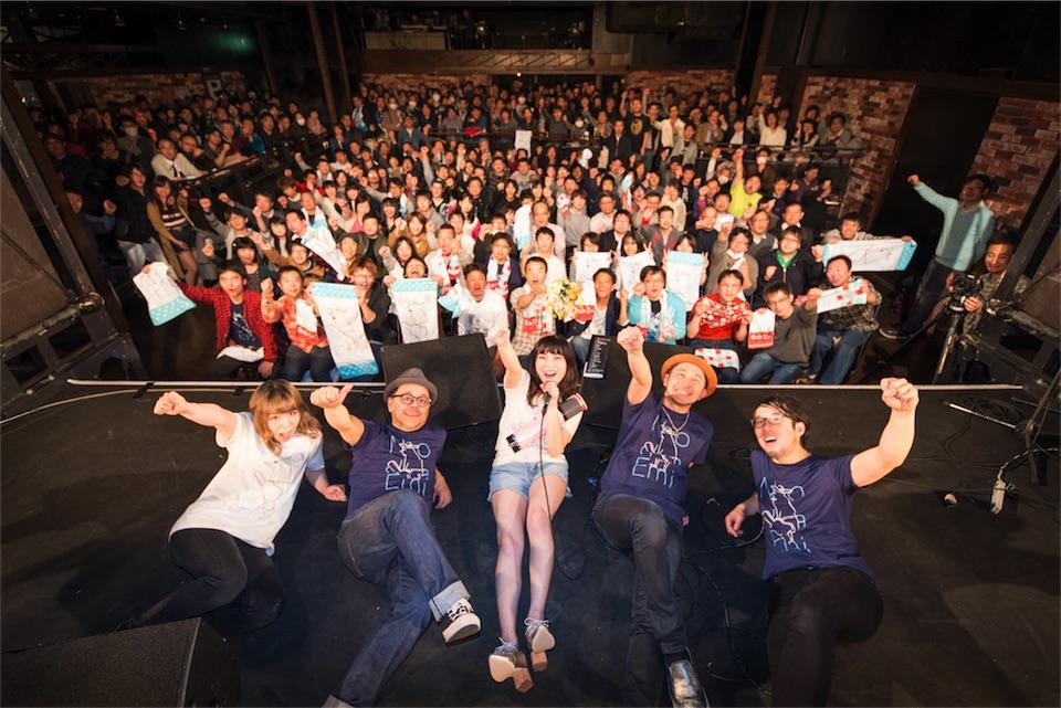 野田愛実、名古屋CLUB QUATTROオフィシャルライブレポート