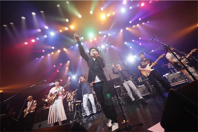 NONA REEVES、『デビュー20周年記念 赤坂ノーナ最高祭!!! 第二夜』を開催!秋に全国ツアーも決定!