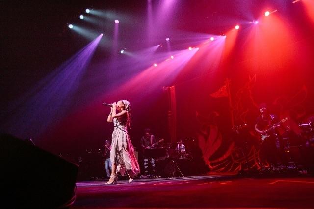 MISIA、全国ツアー「星空のライヴⅧ MOON JOURNEY」が大盛況のもとついに終幕!