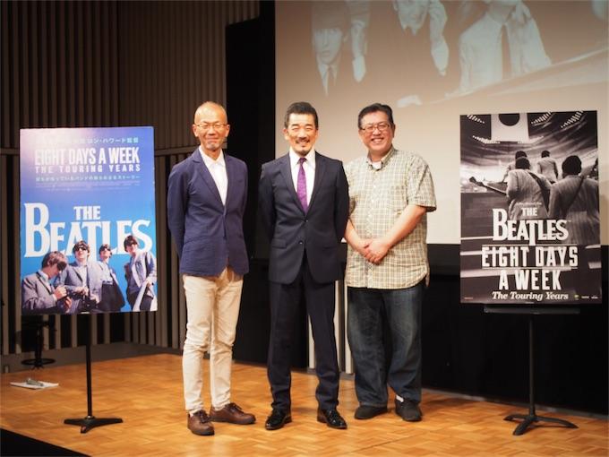 ザ・ビートルズ、スペシャルイベントがニッポン放送イマジン・スタジオで開催!スペシャルゲストに宇崎竜童氏が登壇!
