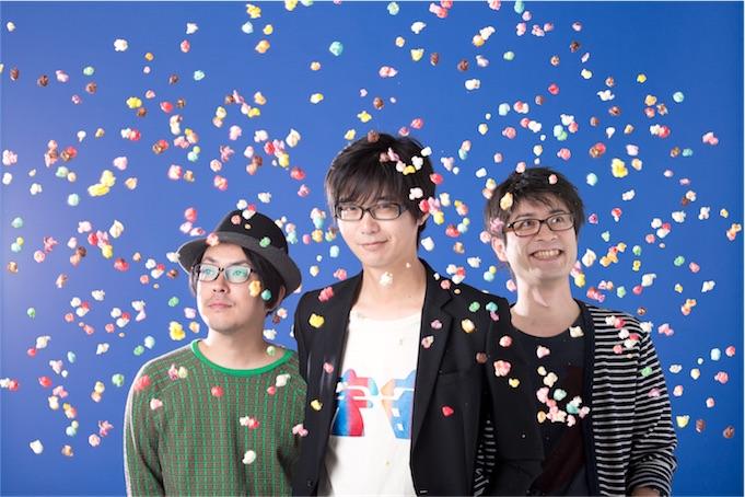 シュノーケル、4thアルバム「popcorn labyrinth」リリース決定!