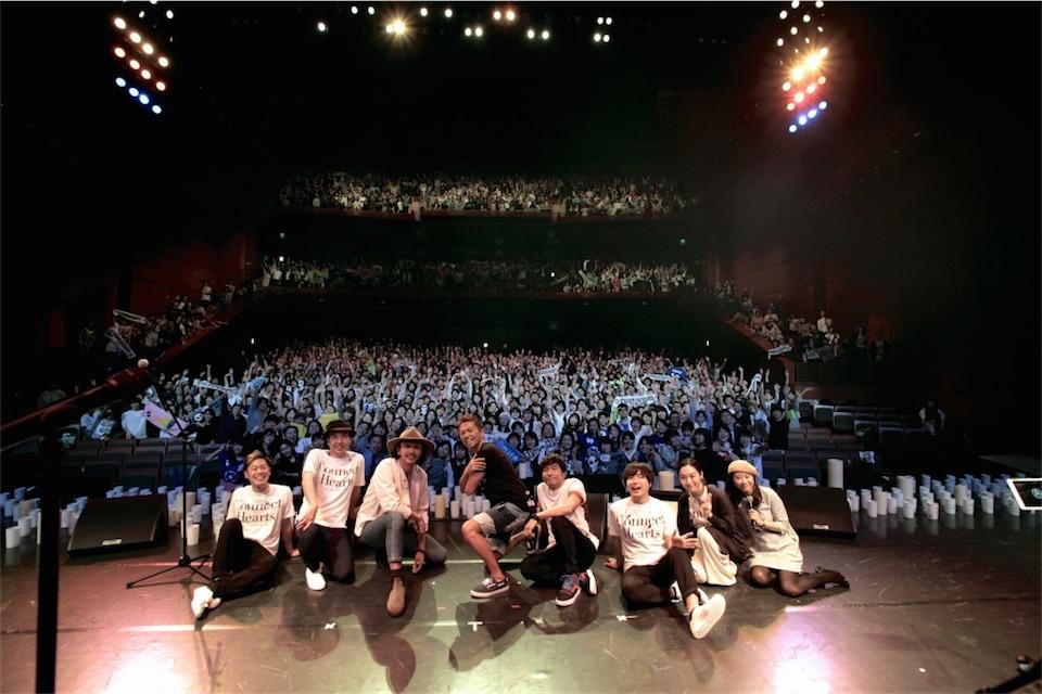 GAKU-MC、ウカスカジー、Caravan 出演!J-WAVEアカリトライブ2017