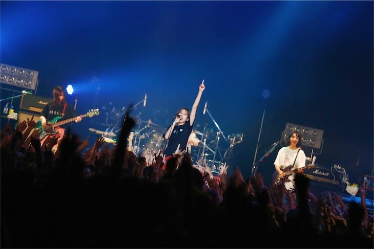 赤い公園、4人体制で駆け抜けた7年間 27曲をライブで完全熱唱!