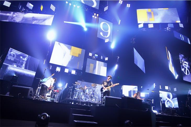スピッツ、結成30周年記念ツアーファイナル!ツアーを収めた映像作品と6枚組アナログ盤発売決定!