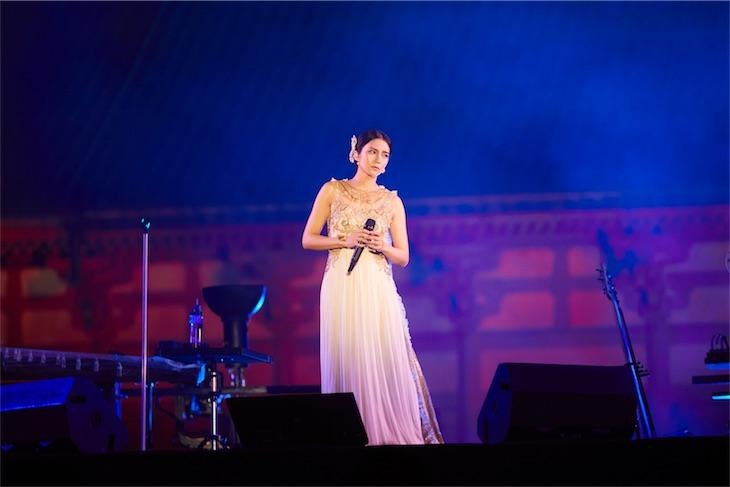 柴咲コウ、新曲「いざよい」ライブ音源を10月18日配信限定リリース!