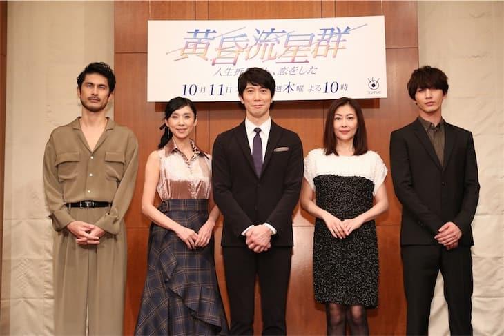 平井 堅「half of me」がドラマ初回放送の10月11日から先行配信スタート!