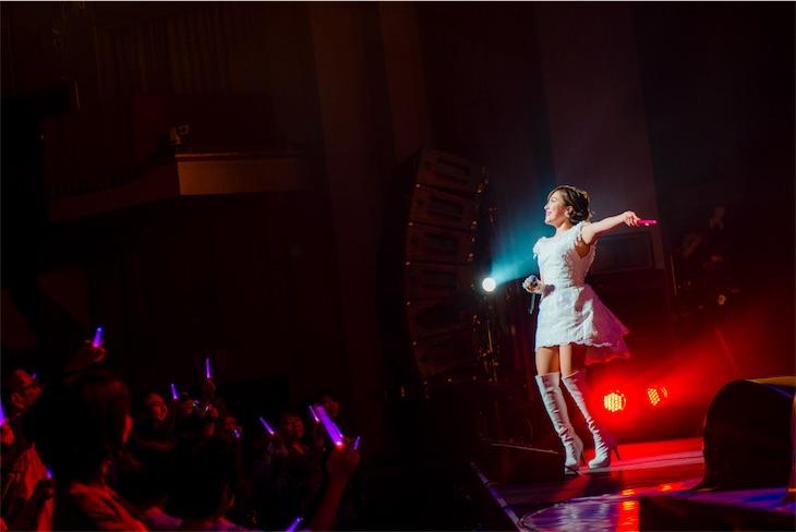 平原綾香、全国ツアー28公演を完遂!最終公演NHKホールのオフィシャルレポート