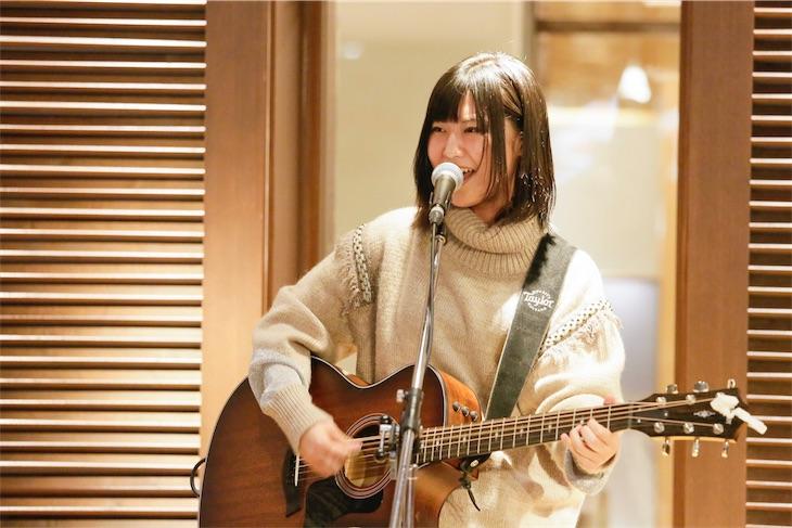 番匠谷紗衣、メジャーデビューシングル「ここにある光」発売記念イベントを地元大阪にて開催!