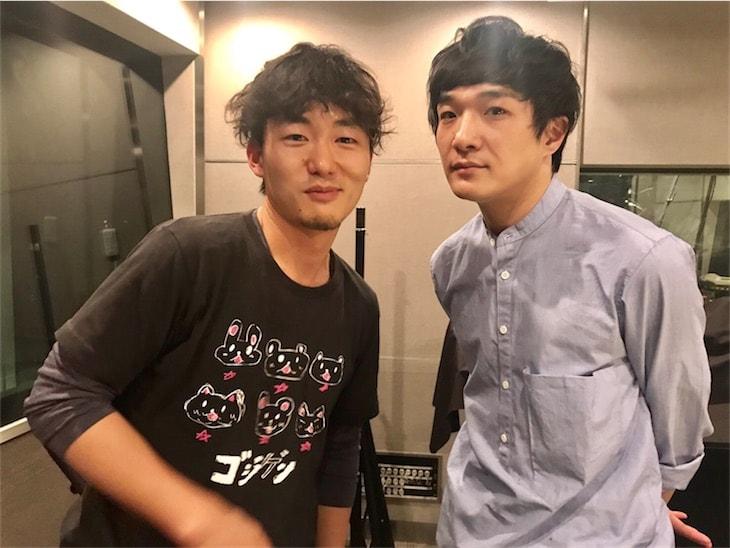 石崎ひゅーい、J-WAVE開局30周年記念公演 松居大悟舞台で初の音楽監督に決定!