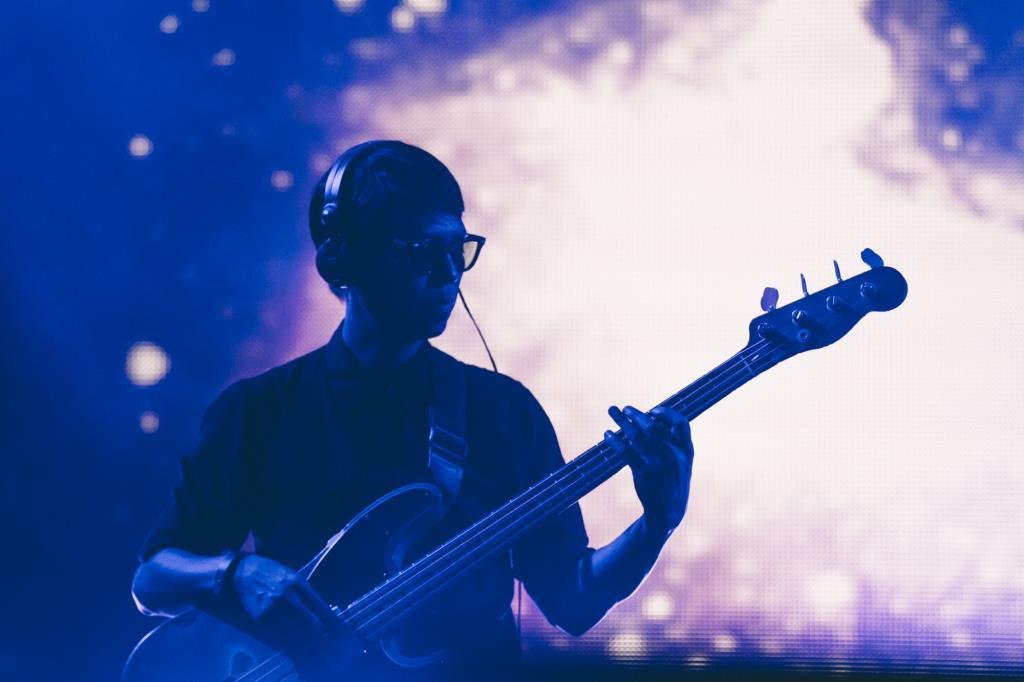 MONDO GROSSO、FUJI ROCK FESTIVAL '17 ライヴレポート!