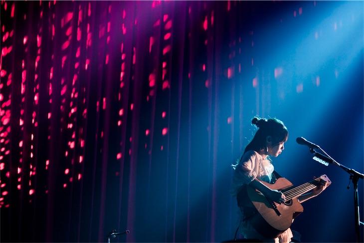 藤原さくら、全国ツアー最終公演を8月12日オンエア!ライブダイジェスト映像も公開!