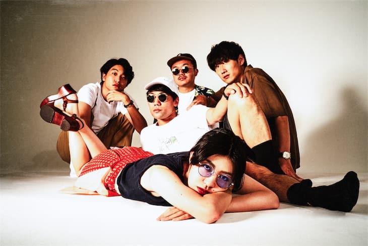 """agehaspringsが手掛ける新レーベル""""agehasprings Tracks"""" 第二弾アーティストは東京の5ピースバンド all about paradise"""