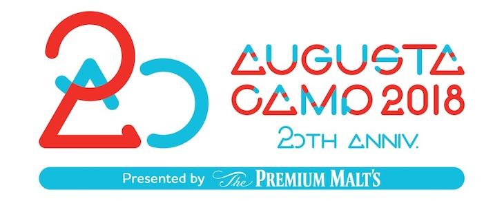 今週末開催「Augusta Camp 2018」にNewcomer Act 2組の出演が決定!