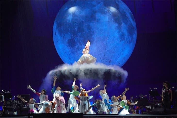 MISIA、20周年祝祭ライヴ「THE SUPER TOUR OF MISIA」が映像化!