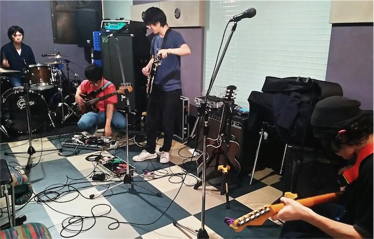 AL(小山田壮平×長澤知之×藤原寛×後藤大樹)、11月に東阪でのワンマンライブ「AL LIVE 2017」が決定!