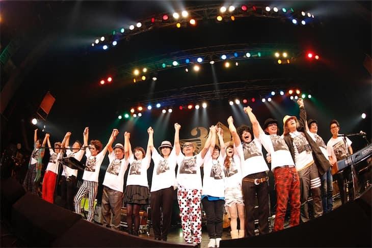 川崎クラブチッタ30周年イベントに全曲バービーボーイズのカバーバンド、RCサクセションの名盤「ラプソディー」のトリビュートバンド登場!