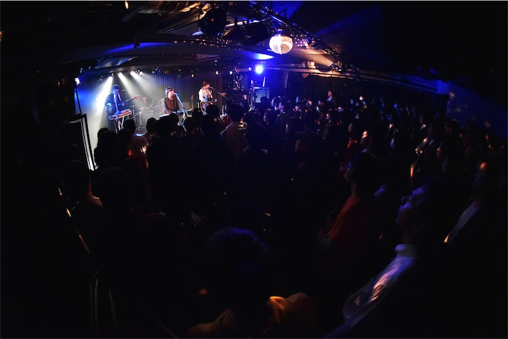 RAMMELLS、渋谷TSUTAYA O-nestにて2度目のワンマンライブ「on your mark」開催!