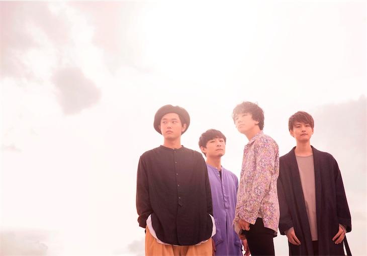 Brian the Sun、新曲『boys』がオープニングテーマとなった「紺田照の合法レシピ」が本日より配信スタート!