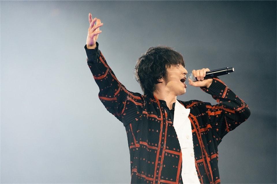 三浦大知、全国29会場39公演を巡るライヴツアー大阪城ホール公演にてツアーファイナル!