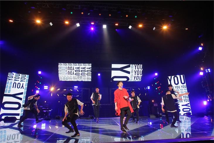 三浦大知、「DAICHI MIURA BEST HIT TOUR in 日本武道館」の模様をメインに4月22日に放送決定!