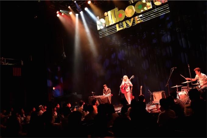 ガブリエル・アプリン billboard LIVE TOKYOライブレポート