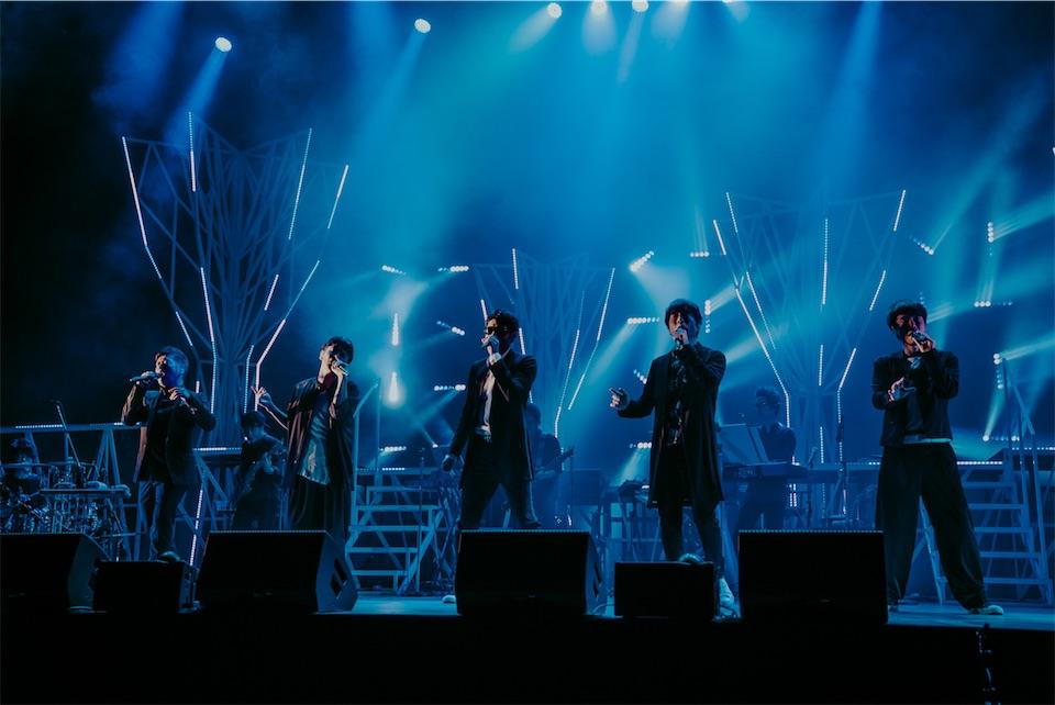 ゴスペラーズ、全国ツアーからクリスマス公演をWOWOWで独占放送!