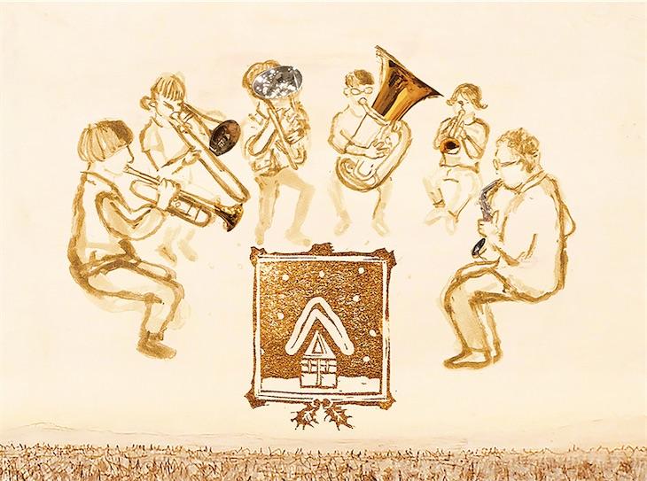 ゴンドウトモヒコの管楽器六重奏アンサンブル、クリスマス・アルバムをリリース!