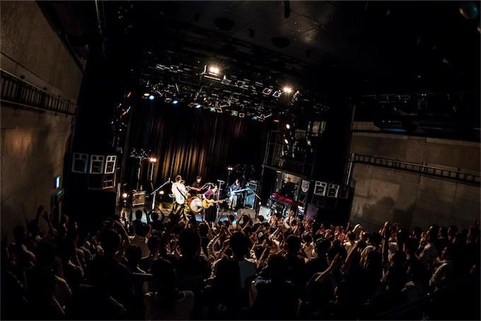 Heavenstamp、渋谷WWWでのワンマンライブを大成功させネクストステージへ!