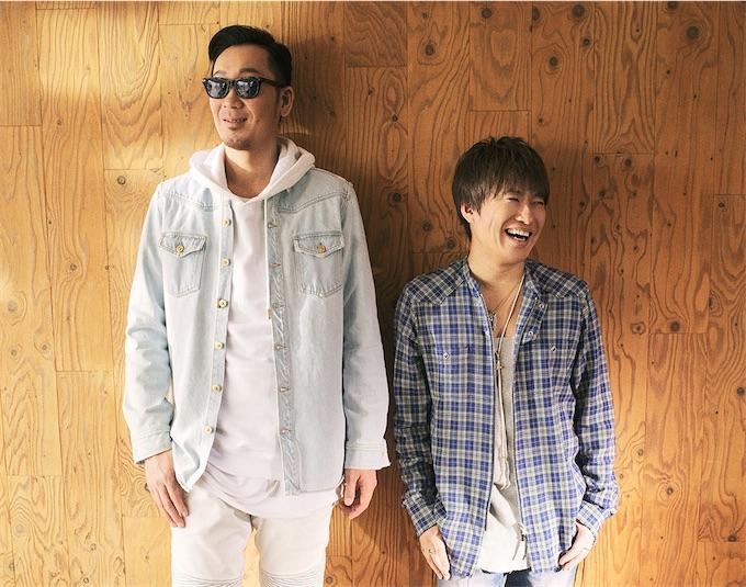 コブクロ、新曲「心」を4月24日からFM COCOLO・FM802で独占オンエア!