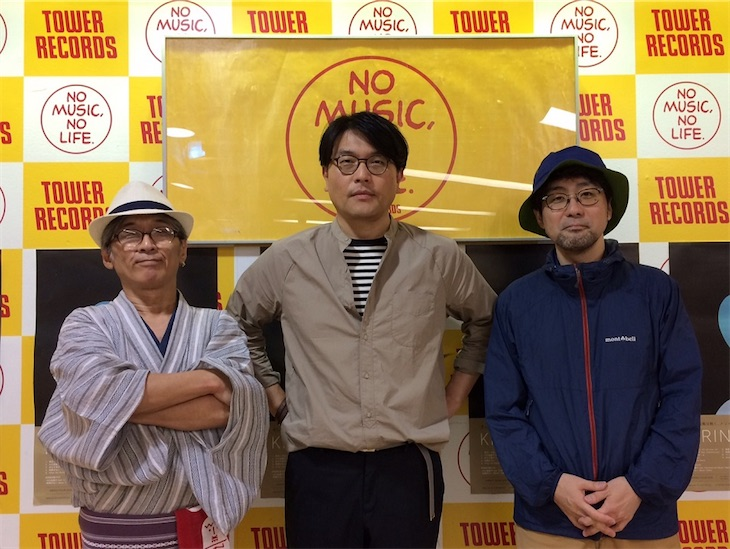 KIRINJI、新作『愛をあるだけ、すべて』発売記念トーク&サイン会を開催!