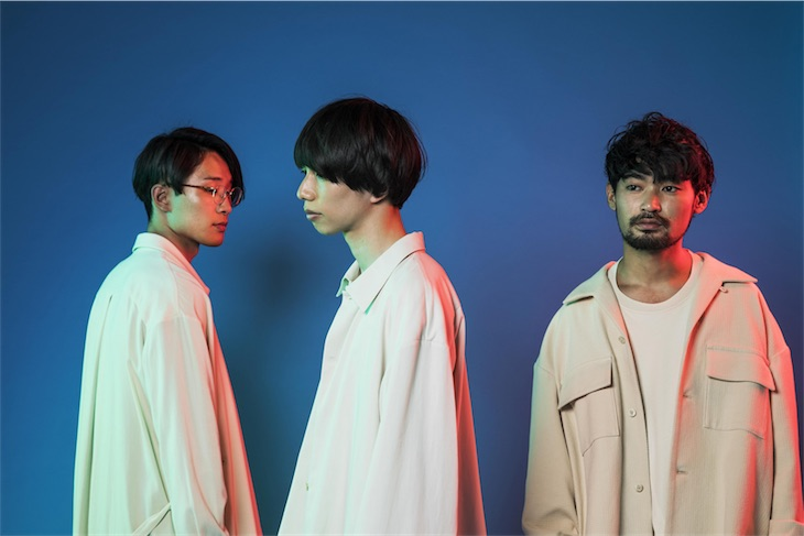 LUCKY TAPES、最新EPのアートワークが公開!さらに新曲「22」が初オンエア決定!