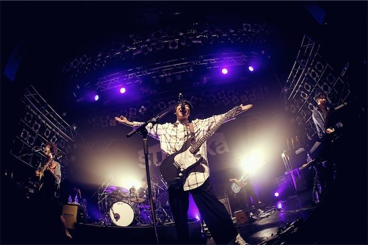 sumika、シングルリリースツアー福岡で閉幕!