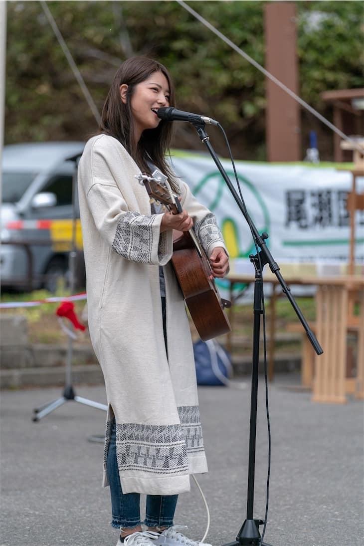尾瀬の女神降臨?!オゼ・ミュージック・アンバサダーのMiyuu、尾瀬山開きイベントに出演!
