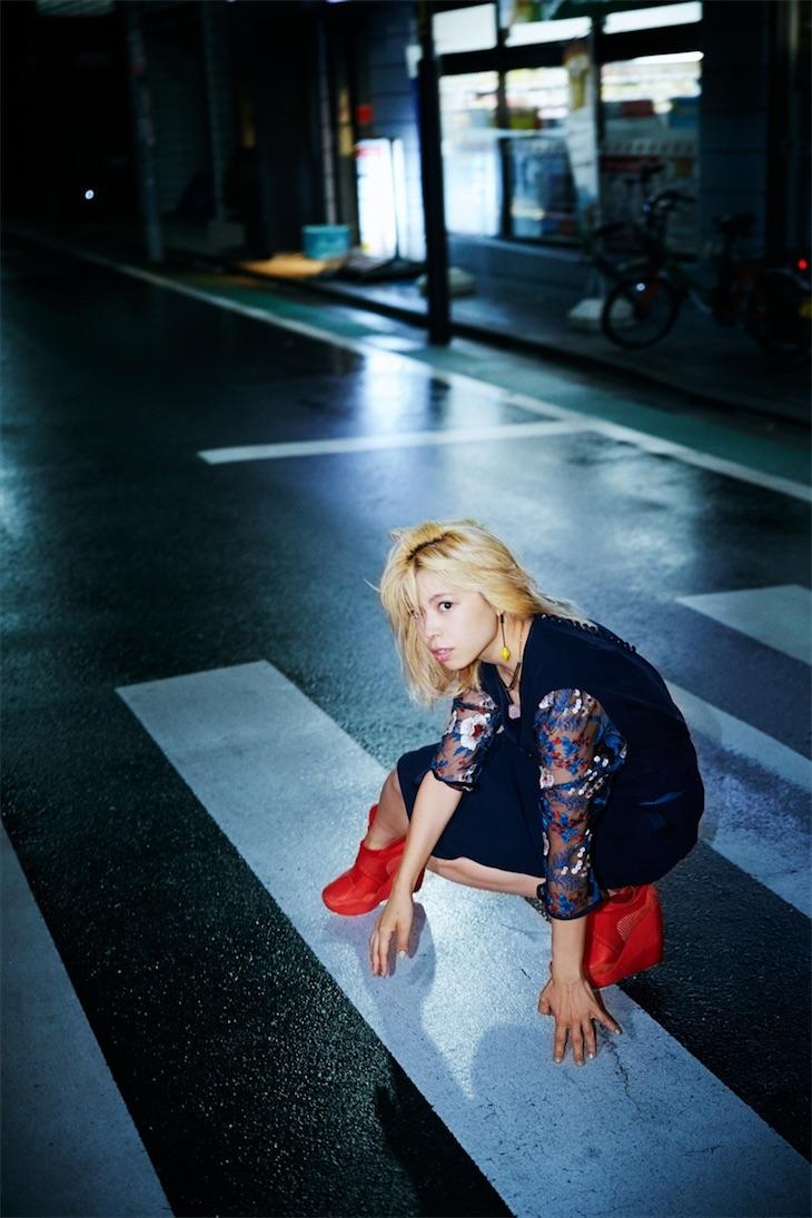 大比良瑞希、3ヵ月連続Remix配信企画第二弾 STUTS Remixによる「見えない糸」がリリース!