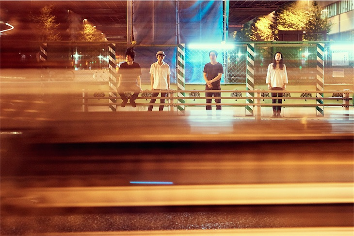 OGRE YOU ASSHOLE、ジェイムズ・マクニュー(ヨ・ラ・テンゴ)のリミックスによる7インチアナログ盤を完全初回限定生産にてリリース!