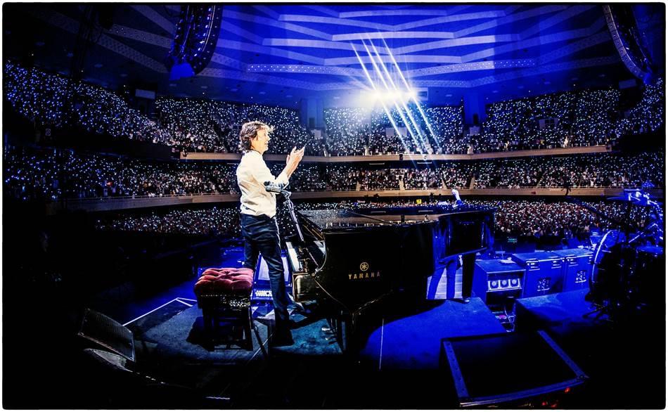ポール・マッカートニー最新インタビュー到着!武道館公演、東京ドーム公演を控え、50周年を迎える『サージェント・ペパーズ・ロンリー・ハーツ・クラブ・バンド』について語る!