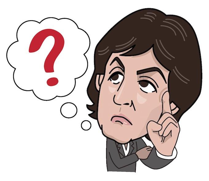 ポール・マッカートニーに直接質問しよう!「教えてポール!」