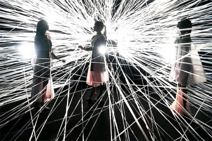 Perfume、最新アルバム『Future Pop』を携えた横浜アリーナ公演をWOWOWで放送!